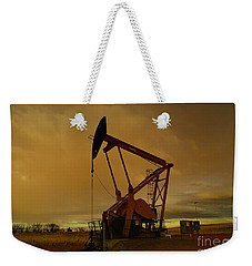 Wellhead At Dusk Weekender Tote Bag