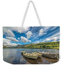 Welsh Boats Weekender Tote Bag
