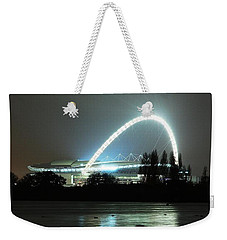 Wembley London Weekender Tote Bag