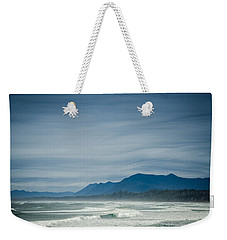 West Coast Exposure  Weekender Tote Bag by Roxy Hurtubise