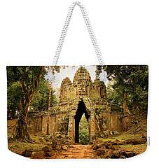 West Gate To Angkor Thom Weekender Tote Bag