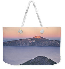 West Side Sunset Weekender Tote Bag