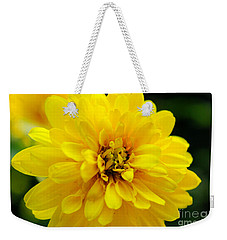 West Virginia Marigold Weekender Tote Bag