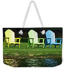 Westchester Adirondacks Weekender Tote Bag