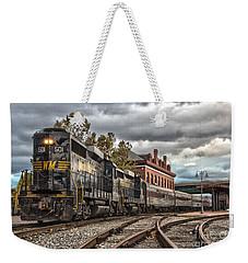Western Maryland Scenic Railroad Weekender Tote Bag