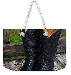 Western Wear Weekender Tote Bag