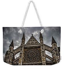 Westminster Abbey Weekender Tote Bag