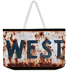 Weekender Tote Bag featuring the photograph Westminster by Jani Freimann