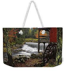 Weston Grist Mill Weekender Tote Bag