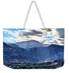 Westside Colorado Springs Weekender Tote Bag