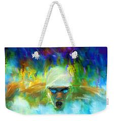 Wet And Wild Weekender Tote Bag
