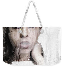 Wet Weekender Tote Bag by Jessica Shelton