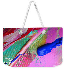Wet Paint 31 Weekender Tote Bag