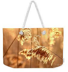 Wetland Sunrise Weekender Tote Bag by Kenny Glotfelty