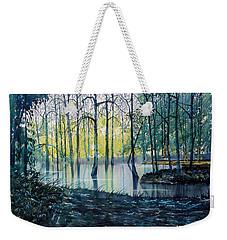 Wetlands On Skipwith Common Weekender Tote Bag