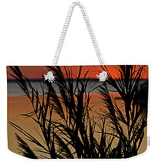 Weekender Tote Bag featuring the photograph Whalehead Sunset Obx II by Greg Reed