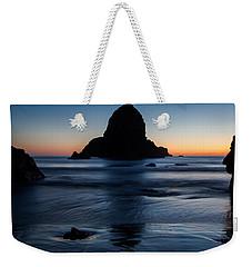 Whaleshead Beach Sunset Weekender Tote Bag