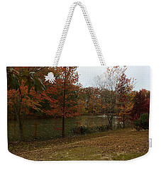 What A Beauitful Day Weekender Tote Bag