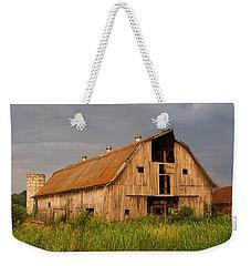 What Happened To The American Dream Weekender Tote Bag by Chris Flees