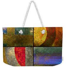 What Is Love Weekender Tote Bag