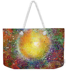 What Kind Of Sun Viii Weekender Tote Bag