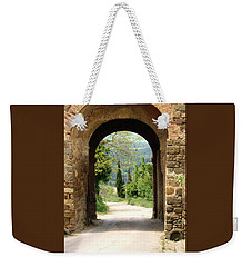 What Lies Ahead Weekender Tote Bag