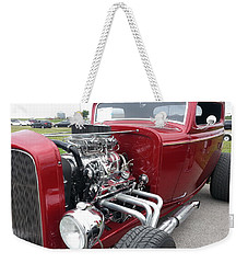 What Pipes Weekender Tote Bag