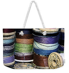 Spools Of Thread Weekender Tote Bag