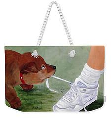What Ya Gonna Do Weekender Tote Bag