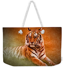 What's New Pussycat? Weekender Tote Bag by Betty LaRue