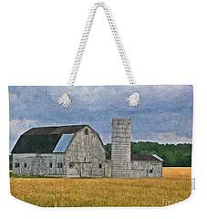 Wheat Field Barn Weekender Tote Bag