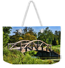 Wheaton Northside Park Bridge Weekender Tote Bag