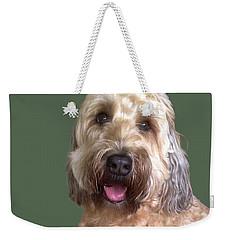Wheaton Terrier Weekender Tote Bag