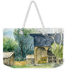 Wheeler Farm Weekender Tote Bag