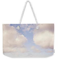 When Clouds Meet The Sea Weekender Tote Bag
