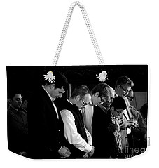 When Men Put God First Weekender Tote Bag
