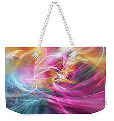 When Prayers Enter The Throne Room Weekender Tote Bag