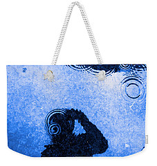 When The Rain Comes Weekender Tote Bag by Robyn King