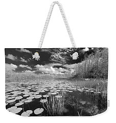 Where Angels Walk Weekender Tote Bag