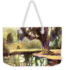 Where It All Started Weekender Tote Bag