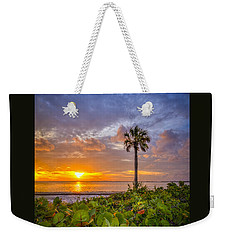 Where The Heart Is Weekender Tote Bag by Marvin Spates