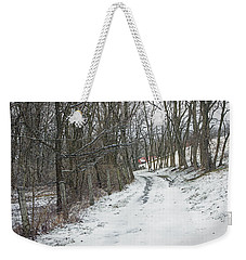 Where The Road May Take You Weekender Tote Bag
