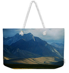 Where The West Commences Weekender Tote Bag