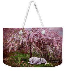 Where Unicorn's Dream Weekender Tote Bag