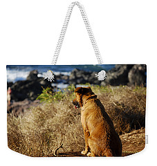 Wherever You Go Let Me Go Too Weekender Tote Bag