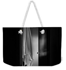 Weekender Tote Bag featuring the photograph Which One by Lauren Radke