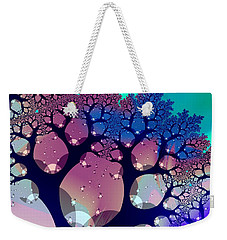 Whimsical Forest Weekender Tote Bag