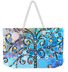 Whimsical Tree Weekender Tote Bag