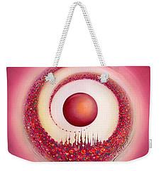 Whirl Of Creation Weekender Tote Bag