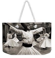 Whirling Dervishes Weekender Tote Bag